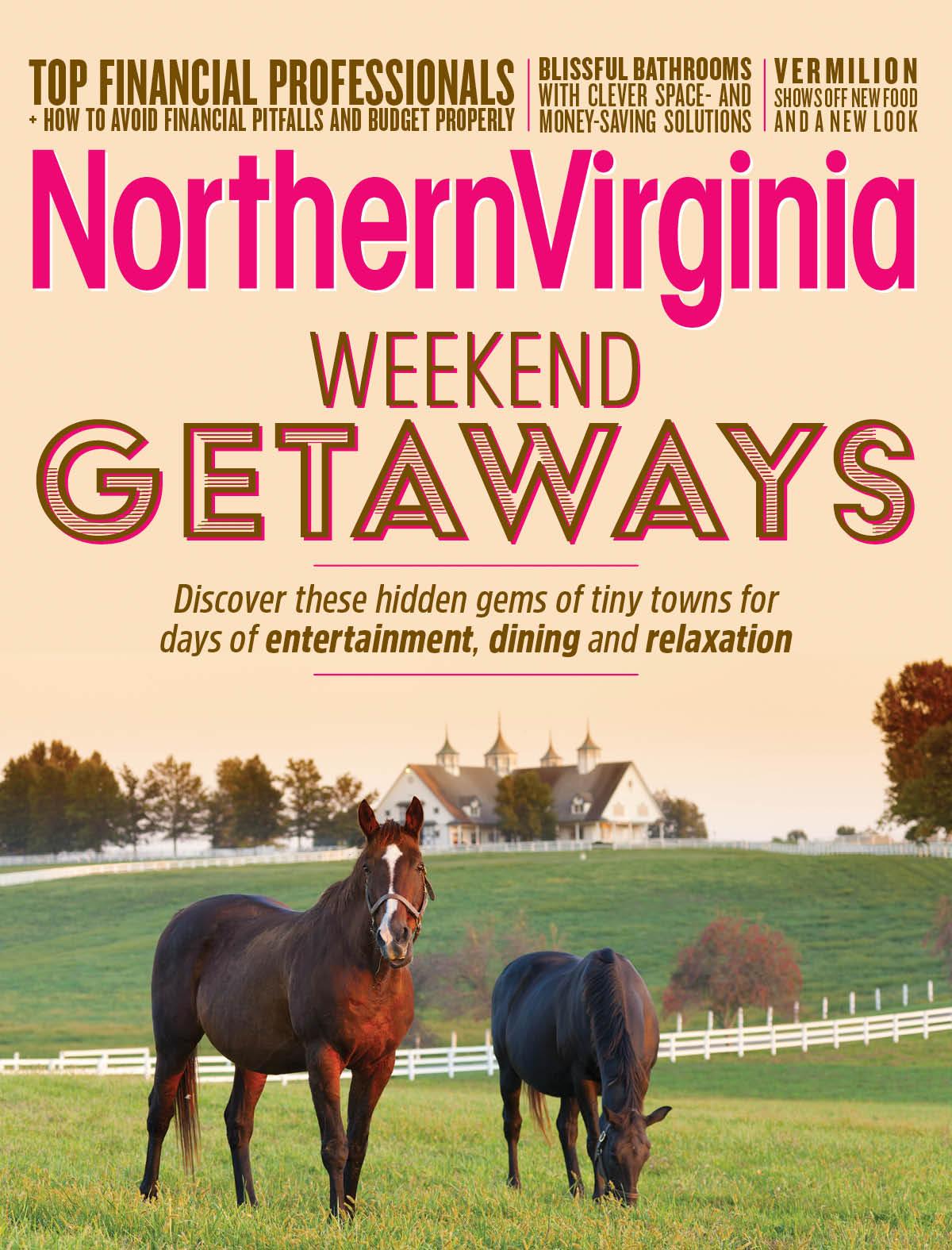 Northern Virginia Magazine - award